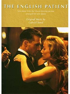 The English Patient Books | Piano