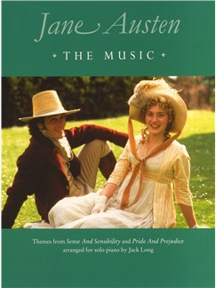 Jane Austen: The Music Livre | Piano