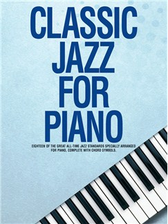 Classic Jazz For Piano Livre | Piano (Symboles d'Accords)
