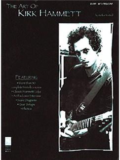 The Art Of Kirk Hammett Books | Guitar Tab, with chord symbols