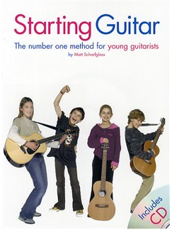 Starting Guitar Books and CDs | Guitar
