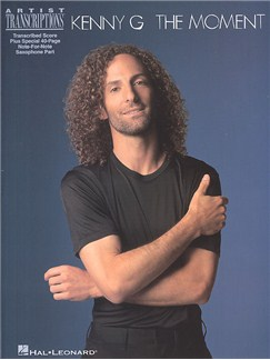 Kenny G: The Moment Books | Soprano Saxophone, Band Score