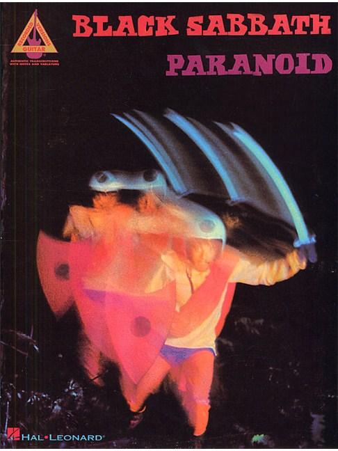 Black Sabbath: Paranoid - Guitar Recorded Versions - Guitar Tab ...