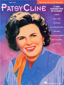 Patsy Cline: Original Keys For Singers Books | Piano, Vocal & Guitar (with Chord Symbols)