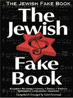 The Jewish Fake Book Books | Melody line, Lyrics & Chord