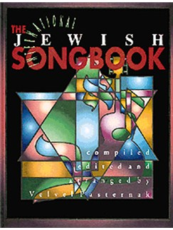 The International Jewish Songbook Books | Melody line, Lyrics & Chord