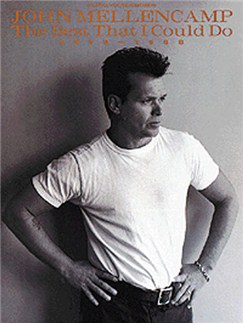 John Mellencamp: The Best That I Could Do 1978-1988 Books | Piano, Voice & Guitar