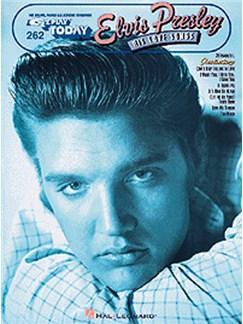 E-Z Play Today 262: Elvis Presley His Love Songs Bog | Melodilinie, tekst og becifring(med becifring)