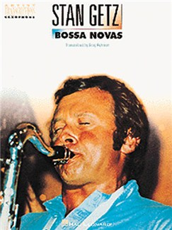 Stan Getz: Bossa Novas For Tenor Saxophone Books | Tenor Saxophone