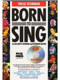 Born To Sing Books and CDs | Voice