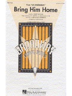 Alain Boublil/Claude-Michel Schonberg: Bring Him Home (Les Miserables) (2-Part) Books | 2-Part Choir, Piano Accompaniment