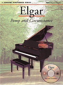 Edward Elgar: Pomp And Circumstance No.1 Books and CD-Roms / DVD-Roms | Piano