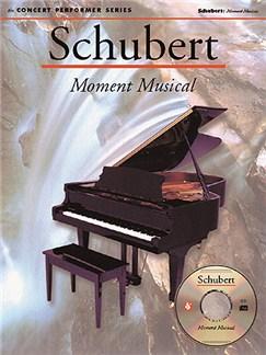 Schubert: Moment Musicale Books and CD-Roms / DVD-Roms | Piano