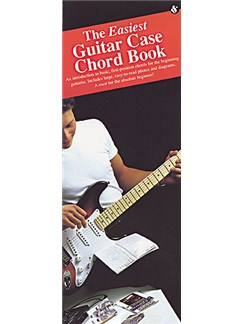 The Easiest Guitar Case Chordbook Books | Guitar, with guitar chord boxes