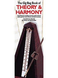 The Gig Bag Book of Theory and Harmony Books |