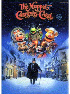 The Muppet Christmas Carol Books | Piano and Voice, with Guitar chord boxes