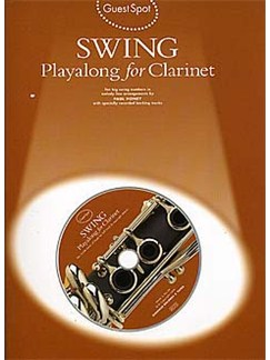 Guest Spot: Swing Playalong For Clarinet Books and CDs | Clarinet