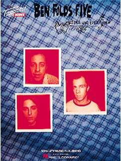 Ben Folds Five: Whatever And Ever Amen (Transcribed Scores) Books | Band Score