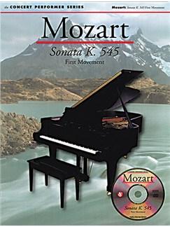 W.A. Mozart: Allegro (Sonata In C K.545) Books and CD-Roms / DVD-Roms | Piano