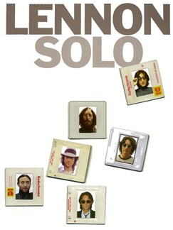 Lennon Solo Books | Piano and Voice, with Guitar chord boxes
