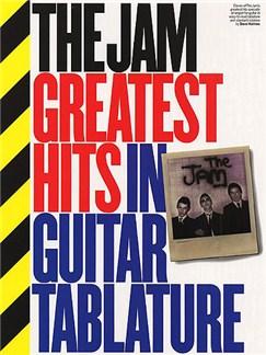 The Jam: Greatest Hits:guitar Tab Books   Guitar Tab