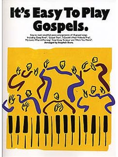 It's Easy To Play Gospels Books | Piano, Voice & Guitar