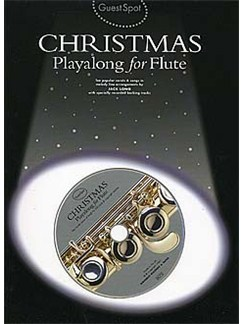 Guest Spot: Christmas Playalong For Flute Books and CDs | Flute