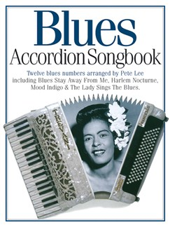 Blues Accordion Songbook Books | Accordion, with chord symbols