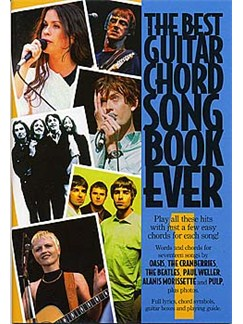 The Best Guitar Chord Songbook Ever:volume 1 Books | Lyrics & Chords