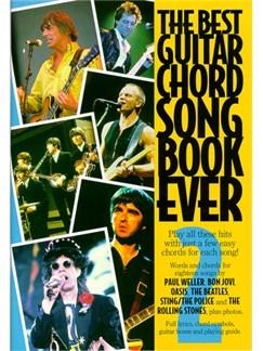 The Best Guitar Chord Songbook Ever: Volume 2 Books | Lyrics & Chords