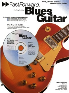 Fast Forward: Blues Guitar Books and CDs | Guitar Tab, with chord symbols