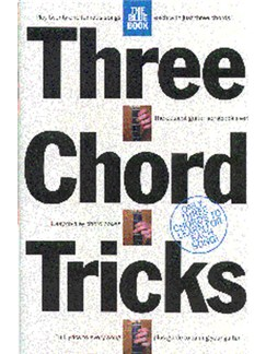 Three Chord Tricks: The Blue Book Books | Lyrics & Chords, with chord symbols