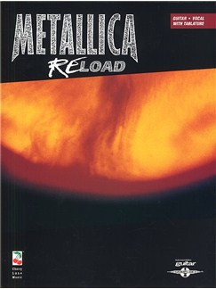 Play It Like It Is Guitar: Metallica - Reload Books | Guitar Tab, with chord symbols