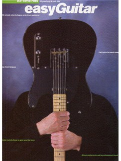 Easy Guitar: All-Time Hits Books | Guitar, with guitar chord boxes