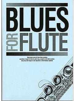 Blues For Flute Books | Flute