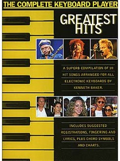 The Complete Keyboard Player: Greatest Hits Books | Keyboard