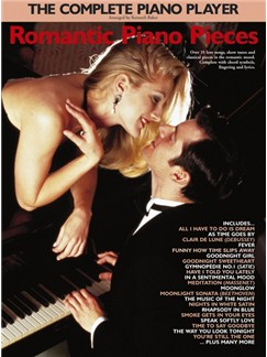 The Complete Piano Player: Romantic Piano Pieces Books | Piano (with Chord Symbols), Voice (with Chord Symbols)