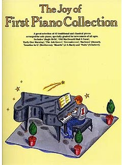 The Joy Of First Piano Collection Books | Piano
