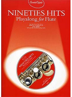 Guest Spot: Nineties Hits Playalong For Flute Books and CDs | Flute