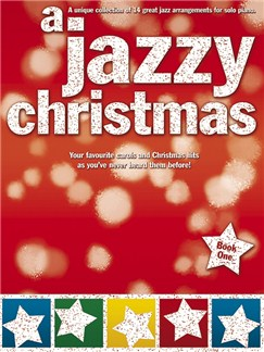 A Jazzy Christmas - Piano Books | Piano
