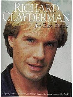 Richard Clayderman For Easy Piano Books | Piano with chord symbols