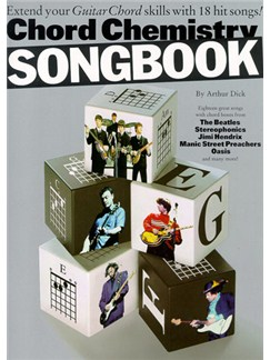Chord Chemistry Songbook Books | Lyrics & Chords, with guitar chord boxes