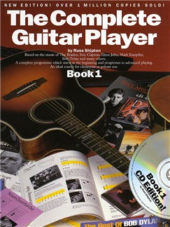 The Complete Guitar Player - Book 1 With CD (New Edition) Books and CDs | Guitar, with chord symbols