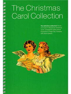 The Christmas Carol Collection Books | Piano and Voice, with Guitar chord symbols