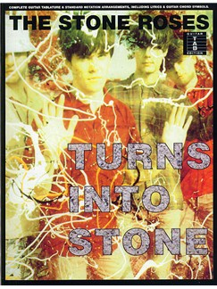 The Stone Roses: Turns Into Stone Books | Guitar Tab, with chord symbols