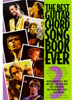 The Best Guitar Chord Songbook Ever 3 Books | Lyrics & Chords, with chord symbols