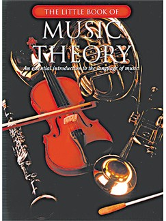 The Little Book Of Music Theory Books |