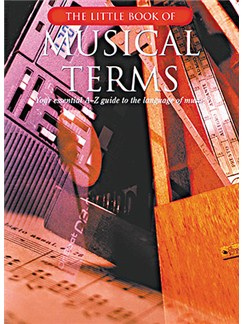 The Little Book Of Musical Terms Books |