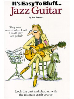 It's Easy To Bluff... Jazz Guitar Books | Guitar Tab