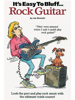 It's Easy To Bluff... Rock Guitar Books | Guitar Tab
